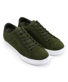 72dc8b3fd13 Olive Hubert Low Top Sneaker Sneakers Fashion