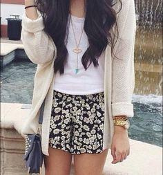 Teen clothes.