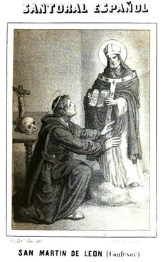 COLECCION DE BIOGRAFIAS DE TODOS LOS SANTOS NACIDOS EN ESPAÑA. en forma de AÑO CRISTIANO.  1864 (Evidentemente, hay más santos en los dos tomos, pero imágenes solo hay de estos)