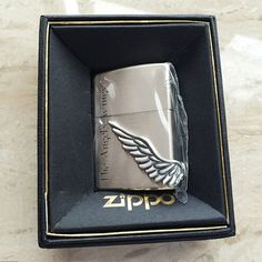 Japanese Angel Wings Zippo Lighter Limited Edition-PAW-3SB