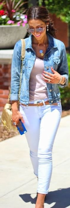 Gap White Stretch Denim Women's Skimmer Skinnies