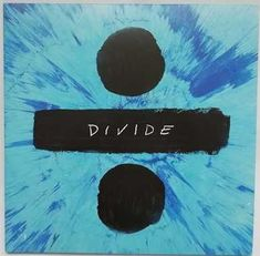 ÷ (Deluxe), an album by Ed Sheeran on Spotify Iconic Album Covers, Cool Album Covers, Music Album Covers, Music Albums, Divide Ed Sheeran, Image Deco, Castle On The Hill, Music Wall, Photo Wall Collage
