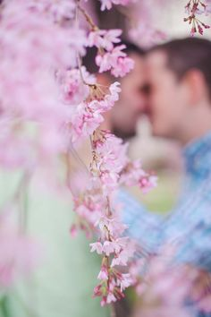 Wowza, how romantic is this intimate shot from  Justin and Nathan's engagement photography session in Washington, D.C.  (See more on Equally Wed, the world's leading same-sex wedding magazine and website for gay, lesbian, transgender, queer and bisexual couples. equallywed.com) Photo by Casey Hendrickson