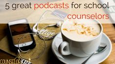 If you spend any amount of time in the car, podcasts are a great way to connect to the profession and learn! Check out these 5 great podcasts for school counselors, counselors, social workers, or school psychologists.