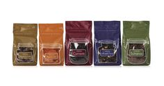 Waitrose Dried Fruit packaging. Designed by Turner Duckworth.
