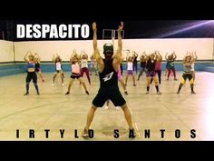 ZUMBA - Despacito | Luis Fonsi ft Daddy Yankee | Professor Irtylo Santos - YouTube