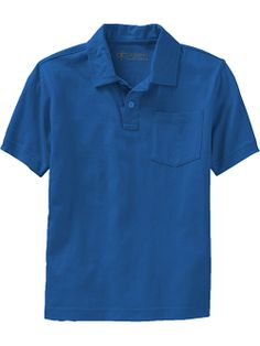 Polos Jersey  Boys, 100% organic cotton