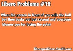 Libero Problems