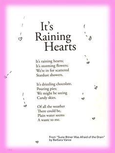 It's Raining Hearts