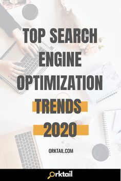 Top search engine optimization trends 2020. As online competition continues to increase and new websites are being launched, it's time to rethink your content marketing strategy and invest in SEO. Websites must meet specific requirements set by search engines like Google, and this is where SEO strategy becomes very important.You must know what SEO trends are on the horizon so that you can update your website accordingly and ensure that more prospects and customers find you in the results. Effective Marketing Strategies, Online Marketing Strategies, Seo Strategy, Content Marketing Strategy, Social Media Marketing, Best Digital Marketing Company, Digital Marketing Services, Top Search Engines, Seo For Beginners