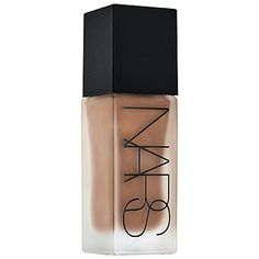 Pin for Later: 11 Foundations That Blend Beautifully Into Deeper Complexions Nars CosmeticsAll Day Luminous Weightless Foundation