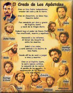 Credo de los apóstoles #Oración