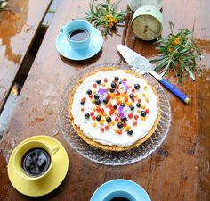 Raw Dessert Collection: Porkkanakakku