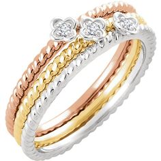 #Stackable #Rope #Ring