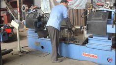 Processing of Conveyor Belt Roller