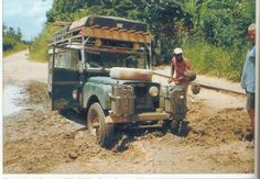 Overland Live - The Blog about Overland Expedition Travel: Expedition Land Rovers through the Generations