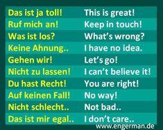 Learning To Speak German Study German, German English, Learn German, Learn French, Learn English, German Grammar, German Words, Deutsch Language, Germany Language