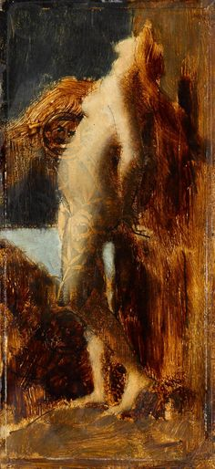Jean-Jacques Henner - Andromède, 1880 - Musée National Jean-Jacques Henner