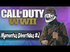 COD WW2 EPIC FAILS Y MOMENTOS DIVERTIDOS #2 (Call of Duty World at War 2...