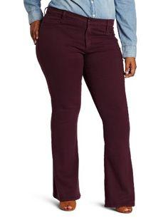 13e18d293c924 Amazon.com  James Jeans Women s Plus-Size Juliette Z Flare Leg Wash Jean