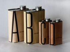 PACKAGING | UQAM: ABCD | Andrée Rouette