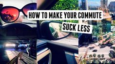 4 Ways to Improve Your Mood on Your Commute | #PositveVibesOnly