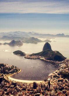 Pão de Açúcar, Rio de Janeiro, Brasil