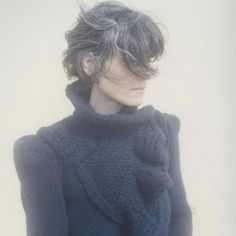 More knitted gorgeousness by PUGNAT/WUNDERKIND!