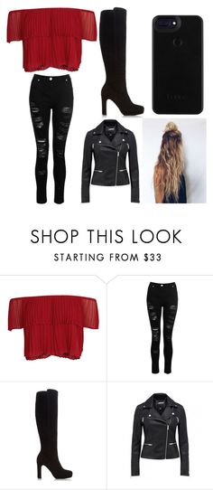 """""""Dylan Gould Takes You Prisoner: Sam"""" by scarletpeak ❤ liked on Polyvore featuring Keepsake the Label and Dune"""