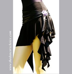 Latin Dance Costume  latin dance skirt by TheDancersChoice on Etsy, $75.00