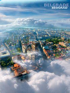 Belgrade, Serbia - loved it