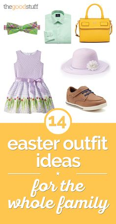 Adorable Easter outfit ideas!