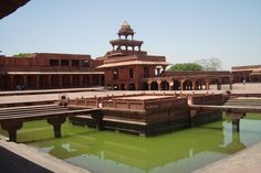 Fatehpur Sikri,ciudades fantasmas de la India by Rosa Cera
