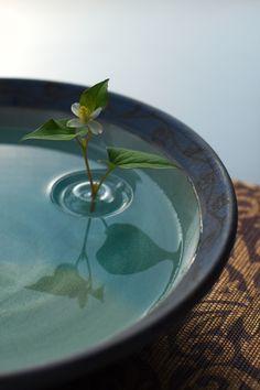 Floating Vase RIPPLE