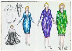 Grayson Perry dresses