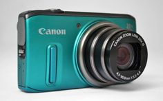 Canon PowerShot SX260 Review- Canon's PowerShot SX260 HS combines GPS geotagging and a 20x superzoom in a sturdy, relative compact chassis that travellers may find compelling.    http://www.digitaltrends.com/digital-camera-reviews/canon-powershot-sx260-hs-review/