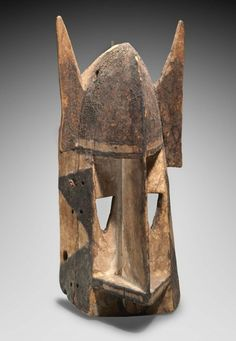 Dogon mask, Mali, 20th century (wood)