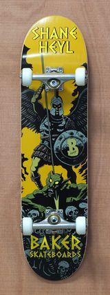"Baker Heyl Arch Angel 8.19"" Skateboard Complete"