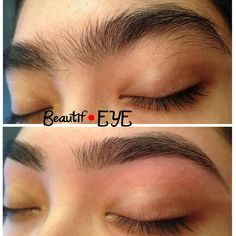 Image result for good places where they know how to thread bushy eyebrows