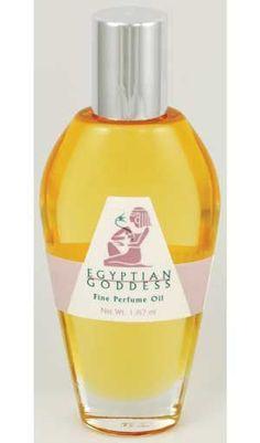 Egyptian Goddess Perfume from Auric Blends Fine Perfume Oil is the seductive…