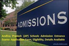 Andhra Pradesh Schools Admission Entrance Examination