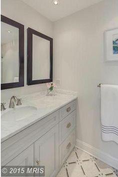 masterbath house toursbathrooms - Shaker Bathroom 2015