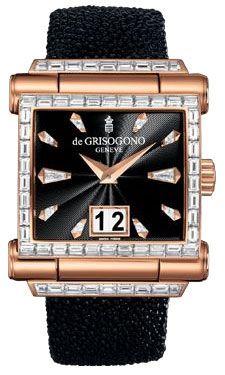de Grisogono loooove this watch