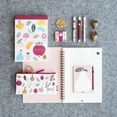 Our seasonal Uppsala Collection features the perfect gorgeous stationery for your mum this Mother's Day. Shop now: www.kikki-k.com