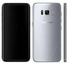 A rendering of the upcoming S8 to be released in March. Twitter: @venyageskIn1