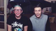 Tilly and Twink.... a match made  in youtube <3