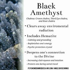 crystal meanings Apache Tear Stones for Grounding & Protection Black Amethyst crystal meaning Chakra Crystals, Crystals Minerals, Crystals And Gemstones, Stones And Crystals, Gem Stones, Swarovski Crystals, Amethyst Crystal Meaning, Black Amethyst, Crystal Meanings