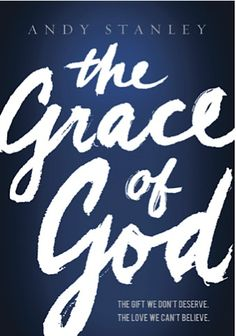 Bargain e-Book: The Grace of God {by Andy Stanley} ~ $2.99! #kindle #books