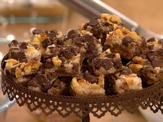Recipes that take a new twist on chocolate chips