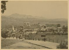 Seoul from a distance, 1904 | Willard Dickerman Straight and Early U.S. - Korea Diplomatic Relations, Cornell University Library.  What a difference a century makes, eh?